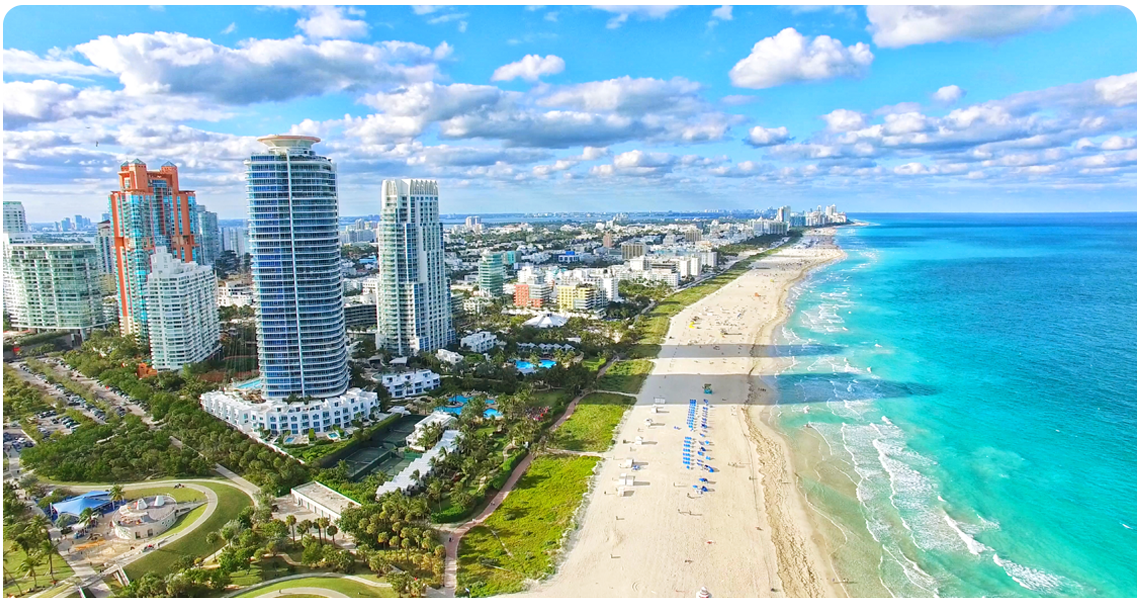 Miami and Fort Lauderdale Vending Machine Service