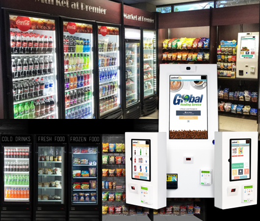 Vending Machines, Micro Markets & Office Coffee Service in