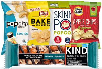 Healthy Snack Vending Options